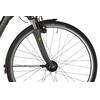 """Kalkhoff Agattu 27 HS Wave - Vélo de ville - 28"""" noir"""